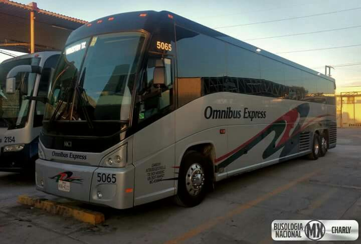 Mci j4500 omex vip México matamoros tamps México | bus | Transporte