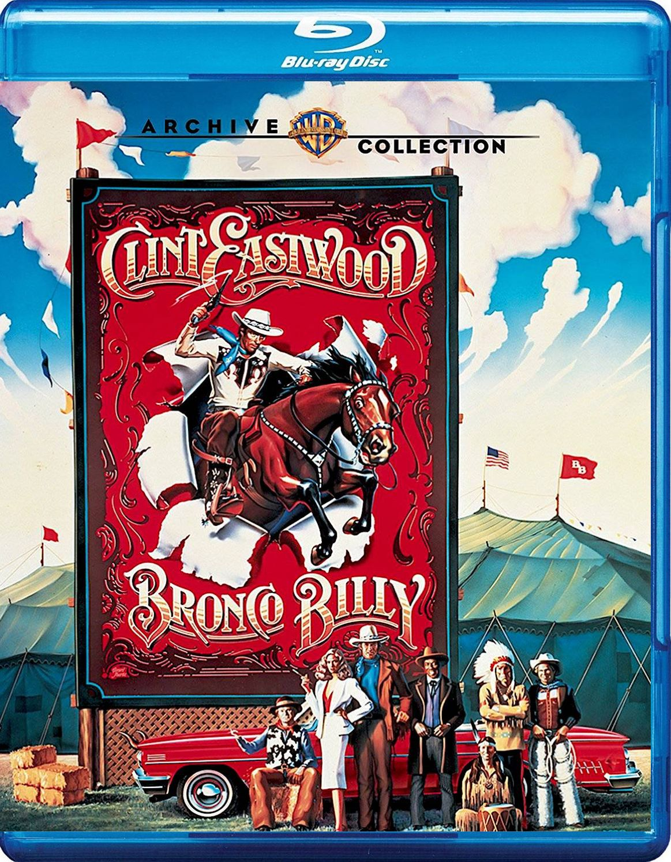 Bronco Billy Blu Ray Warner Archive Collection Bronco Blu Ray Blu