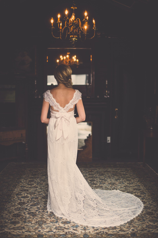 Bridal Blog Anna Campbell Vintage Inspired Wedding