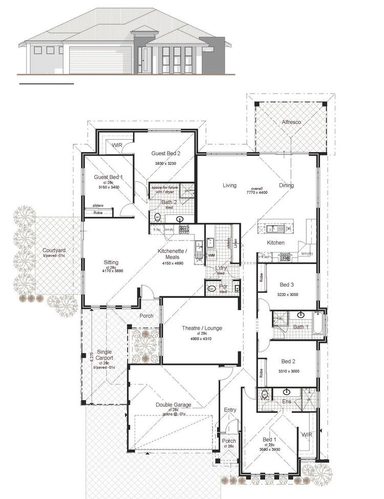 207-dual-living-custom-design-perth-two-family-areas ...