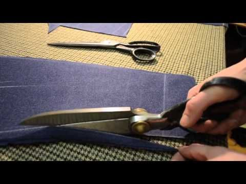 The Making of a Coat #1 Introduction - YouTube
