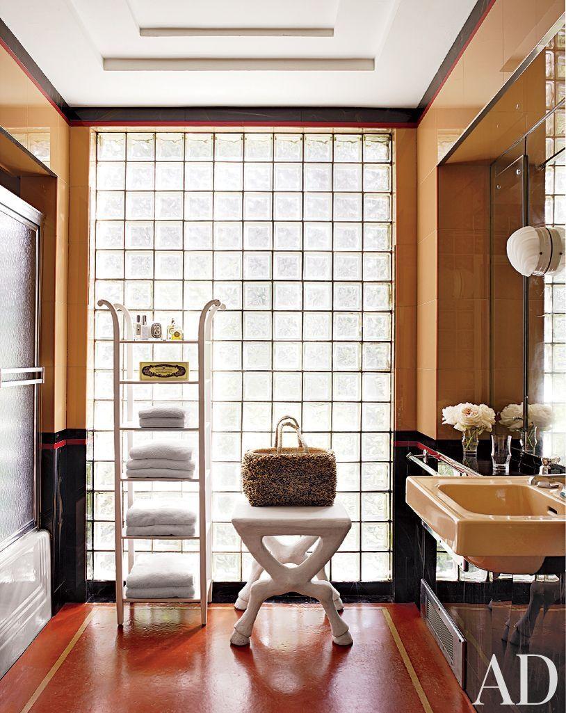 Liz O\'Brien\'s Modern Bathroom By Joseph H. Cassone In