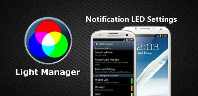 Light Manager Pro v9.1 APK App, Calendar reminder