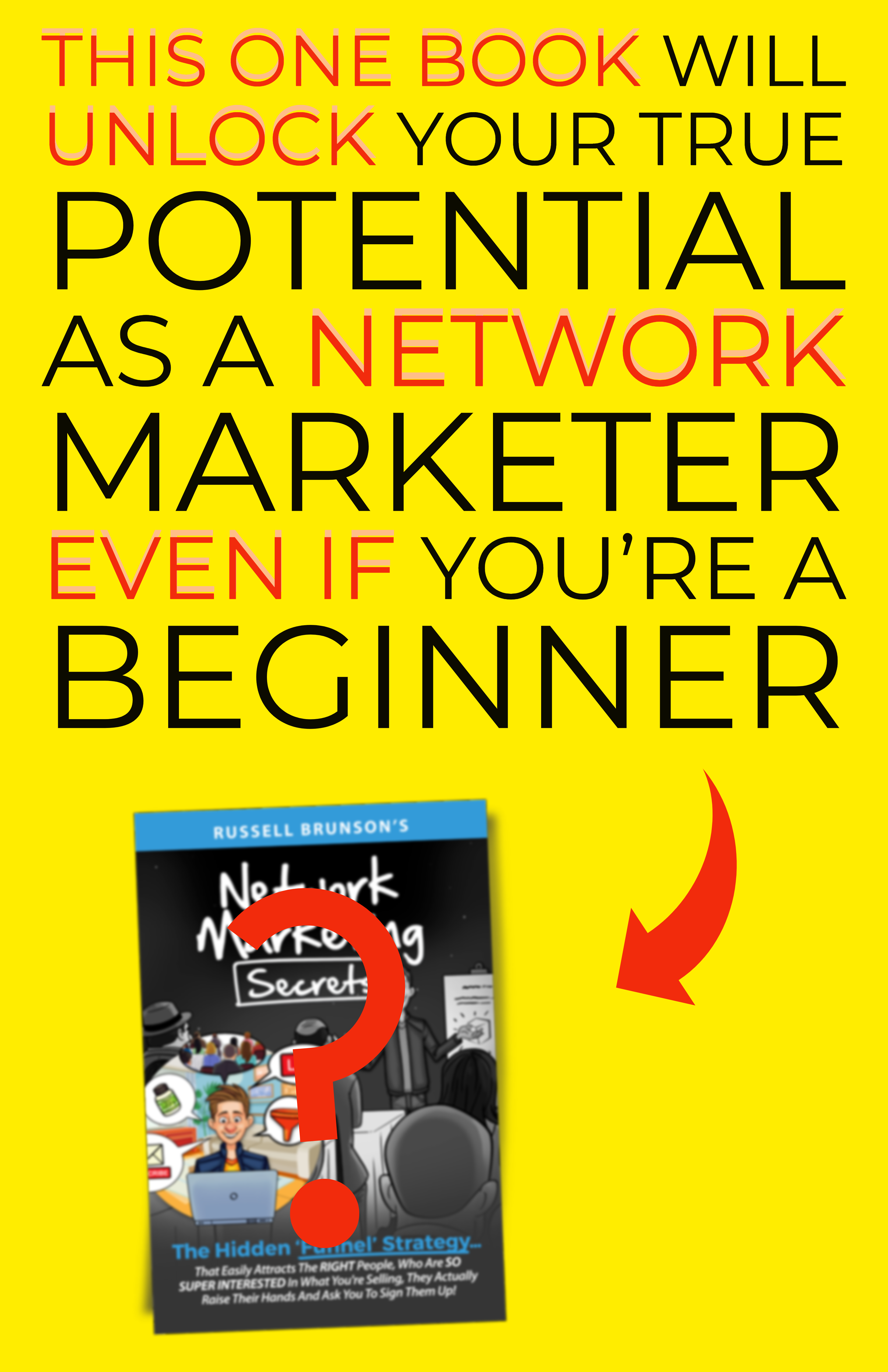 The One Book Every Network Marketer Has To Read