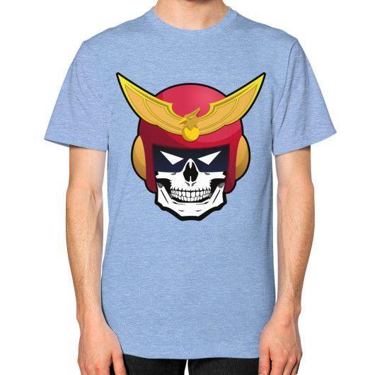 Captain Death Unisex T-Shirt - Men's