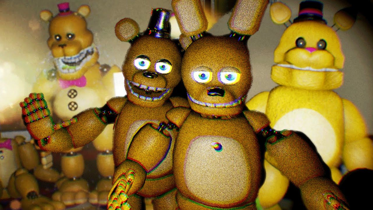 fredbears family diner those nights at fredbear s remake this is
