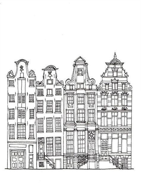 Pin von Karla Vega auf doodles Haus zeichnung