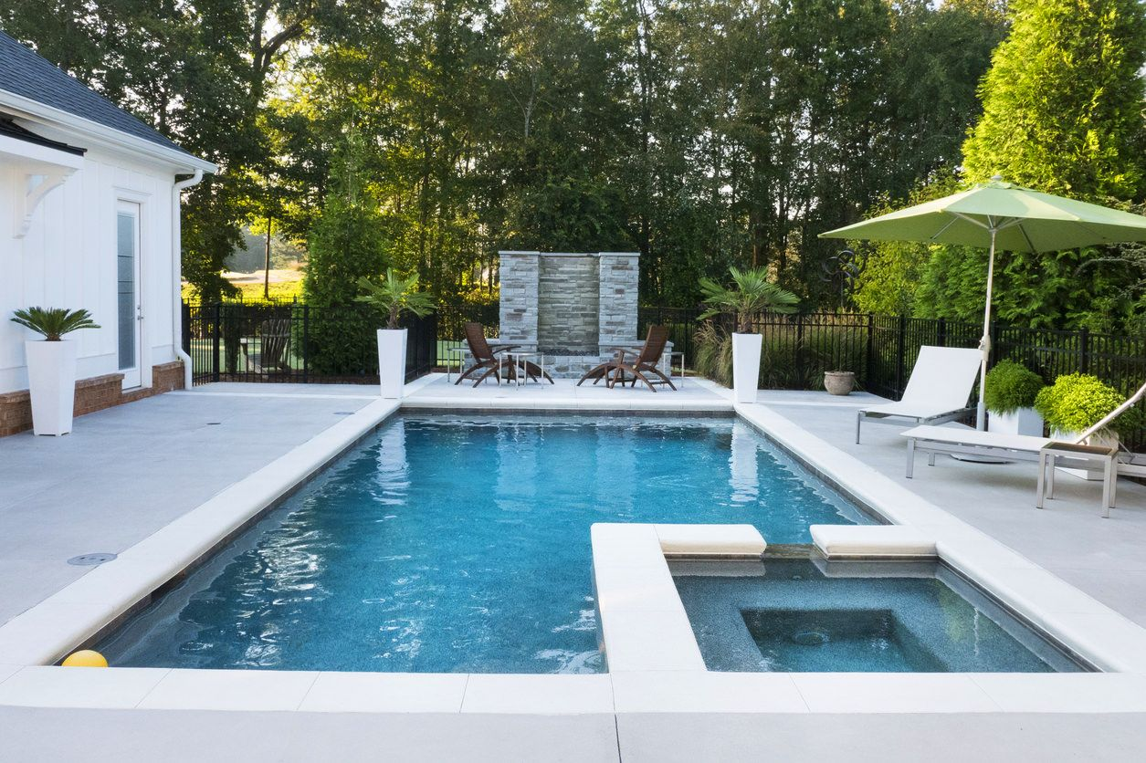 101 swimming pool designs and types photos swimming for Pool design types