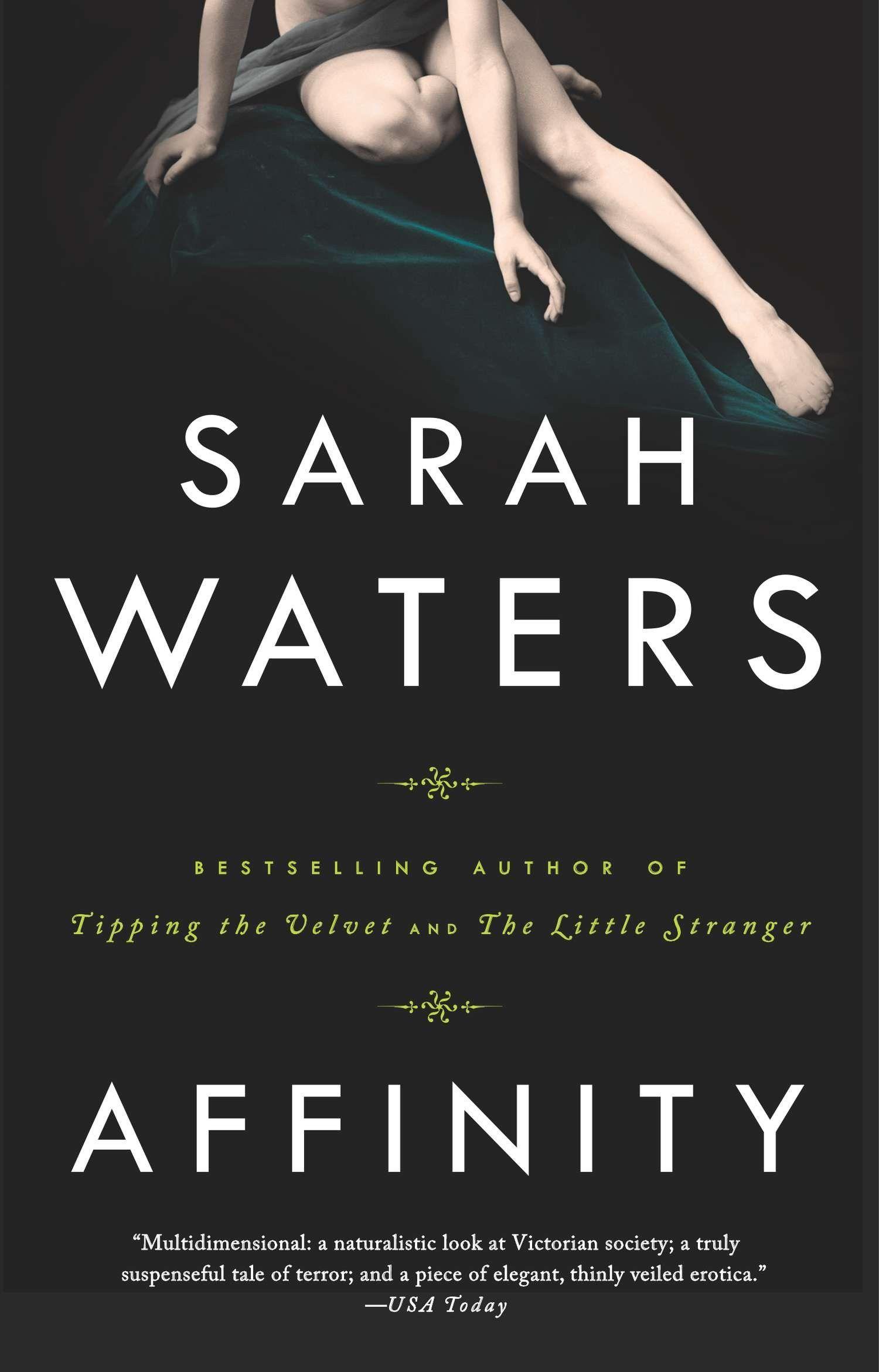 Sarah Waters Affinity Literatura Libros Thing 1