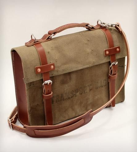 Model A Briefcase | Women's Accessories | W Durable Goods | Scoutmob Shoppe | Product Detail