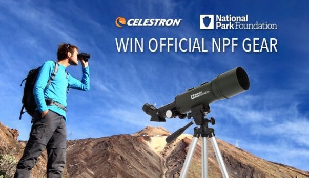 Enter to win a a set of Celestron Binoculars, Telescope & $200 Visa Gift Card! ARV: $359 [US Only, 21+, Single Entry, Ends May 31, 2016] Enter to Win Good luck! Share the love!