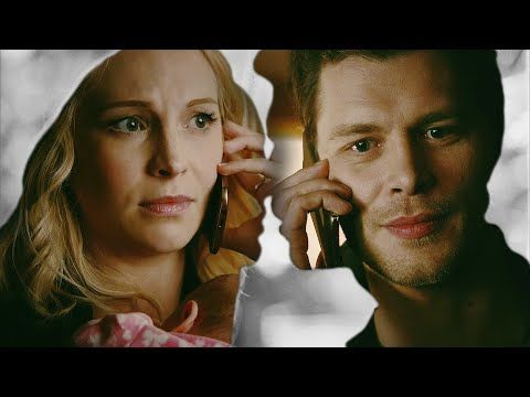 "Klaus & Caroline || ""Do you still have feelings for her?"" [7x14] - YouTube"