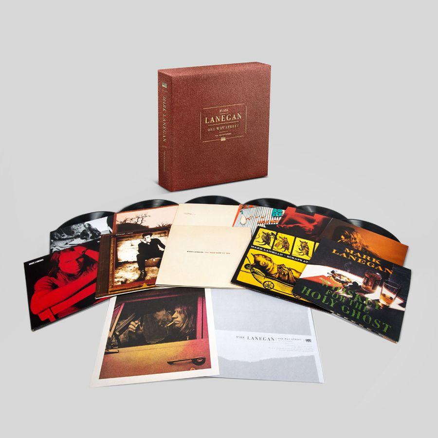 Mark Lanegan One Way Street Mark Lanegan Pop Albums Boxset