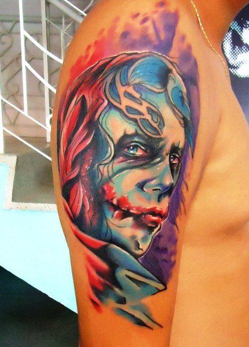 Joker By: DANIEL ACOSTA LEON
