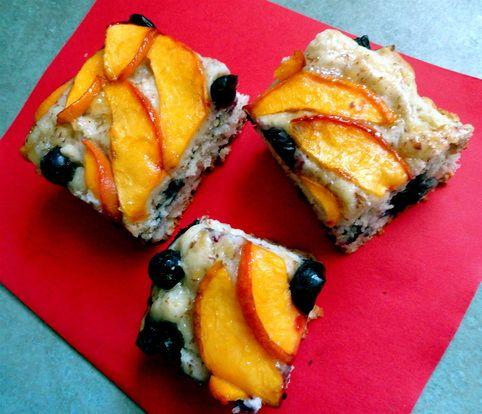 vegan breakfast cake
