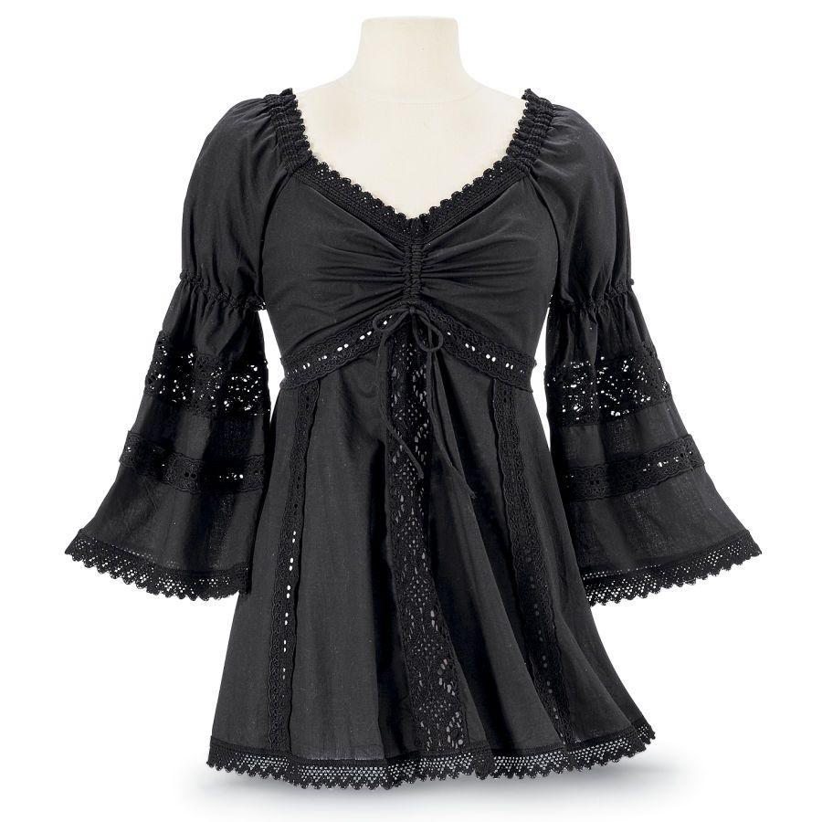 Lady faire top womenus clothing u symbolic jewelry u sexy fantasy