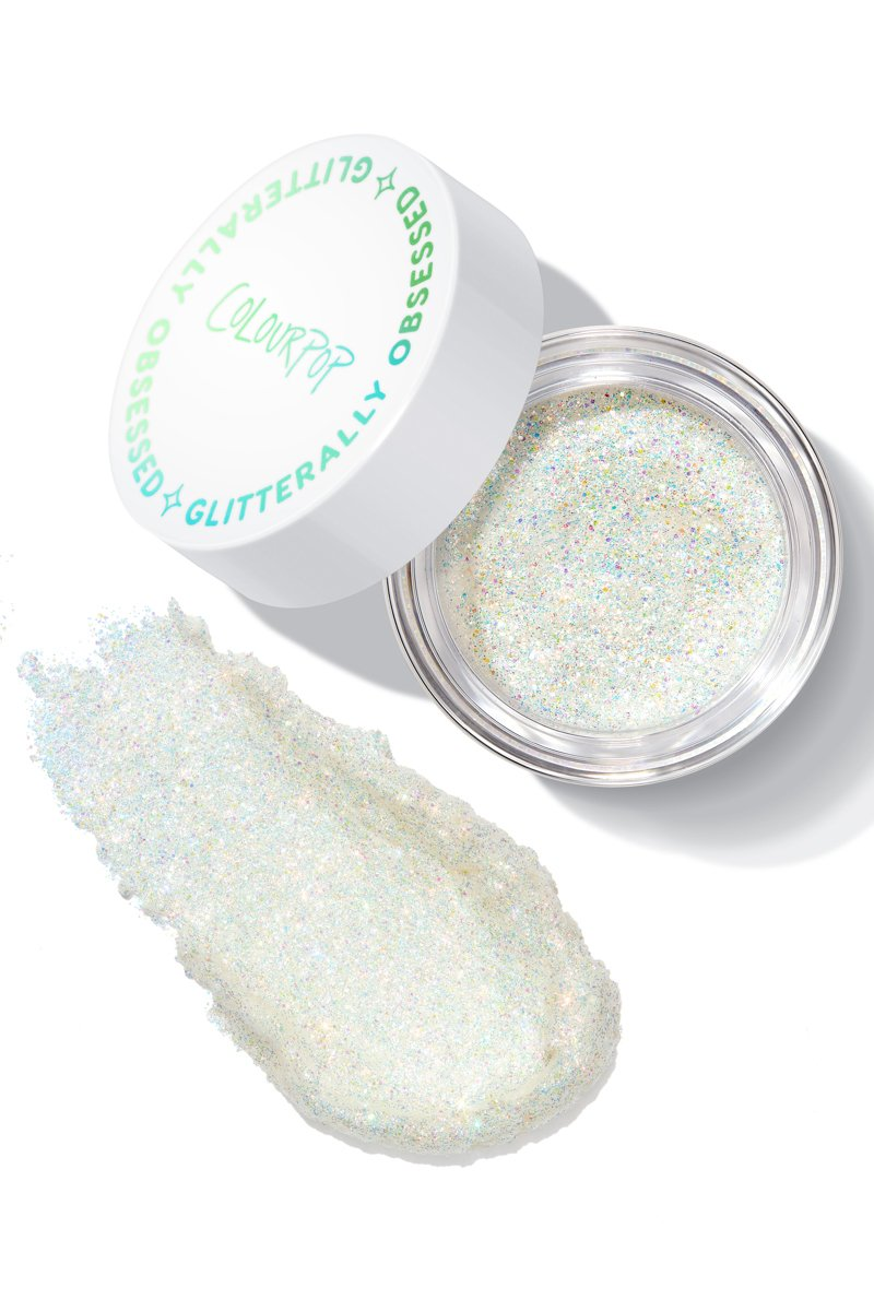 Wish Me Luck Glitterally Obsessed ColourPop Glitter
