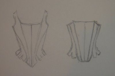 pin on fashion then corsets petticoats  sleeve plumpers