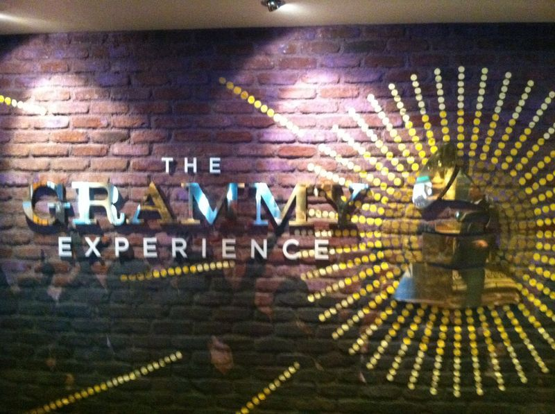 Grammy Experience, a new entertainment option on Norwegian Getaway.