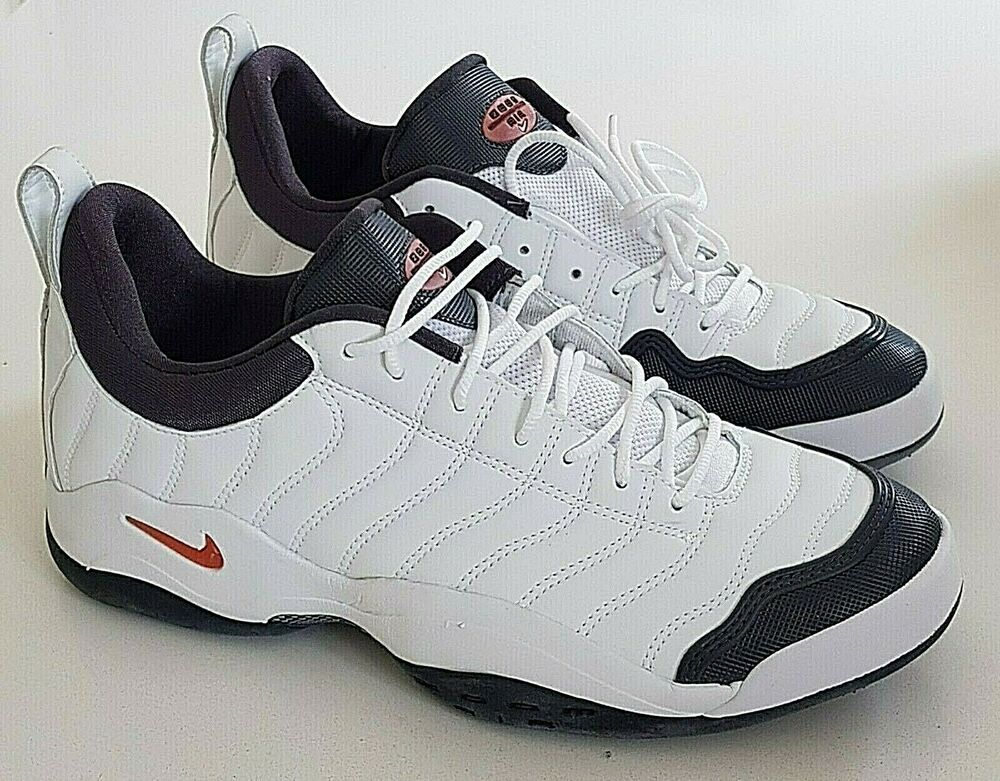 Patria Familiarizarse Campaña  OG 2004 NIKE AIR OSCILLATE CLAY SAMPRAS TENNIS SNEAKERS SUPREME COURT DS UK  8.5 AVAILABLE ON OUR EBAY & AMAZON SHOPS. #Nik… | Rare nikes, Tennis  sneakers, Nike air