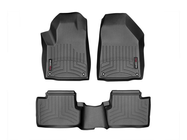 2016 Jeep Cherokee Weathertech Protection Package Plus