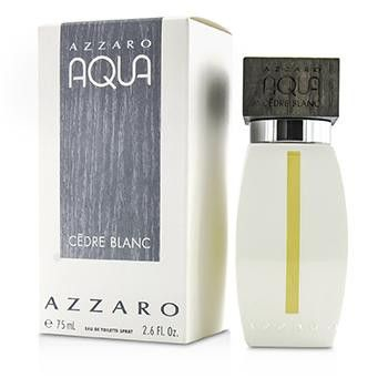 Aqua Cedre Blanc Eau De Toilette Spray - 75ml-2.6oz