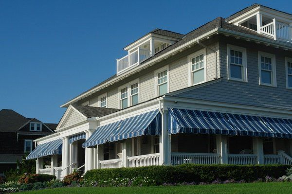 Porch Awnings Ideas How To Choose The Best Protection For Your
