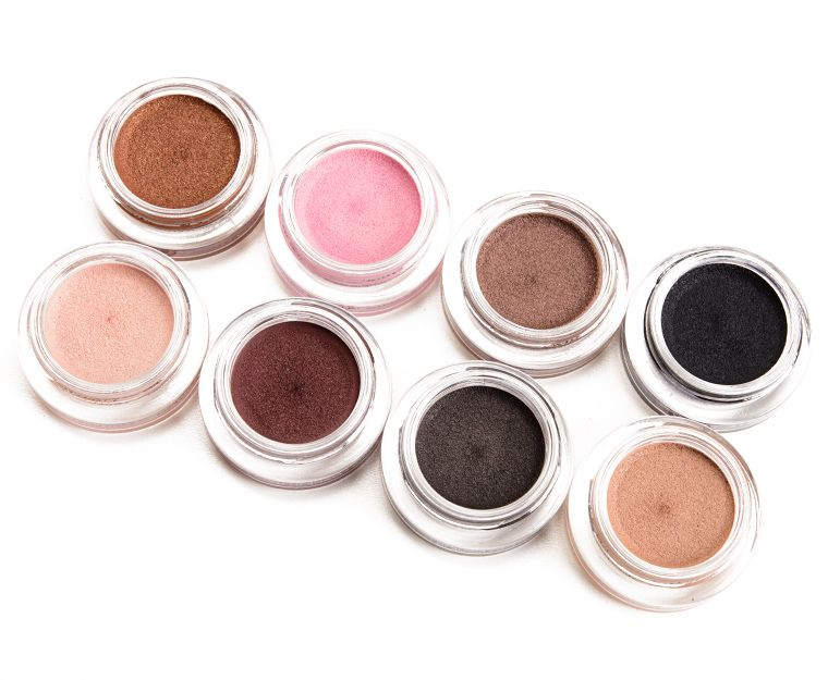 How do cream or liquid eyeshadows fit into your routine