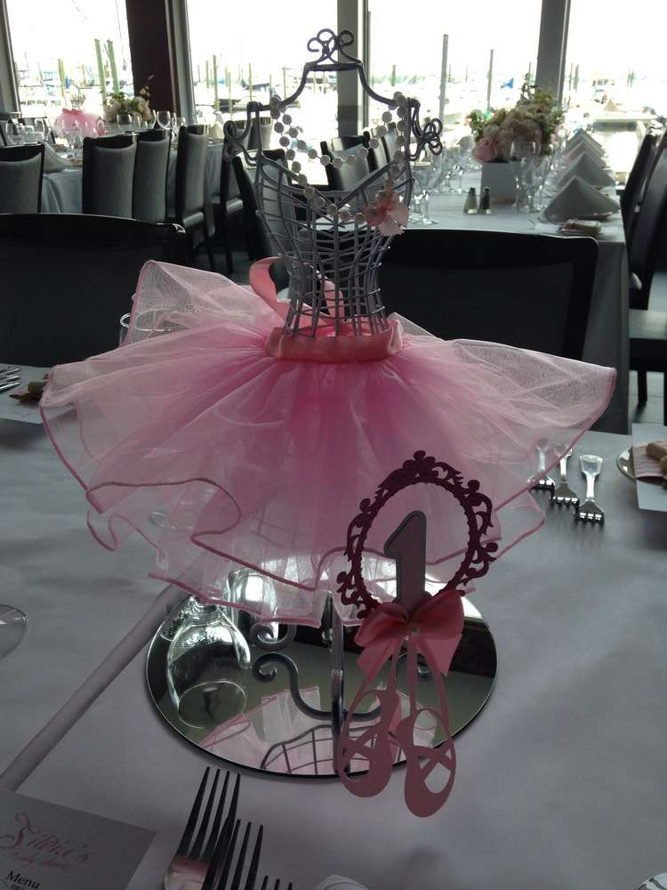 Ballerina Baby Shower Party Ideas | Photo 2 of 33 | Catch My Party