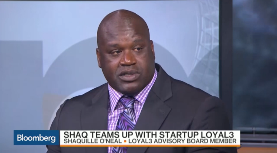 Shaquille O'Neal attacks Wall Street http://bloom.bg/1LzEPeo
