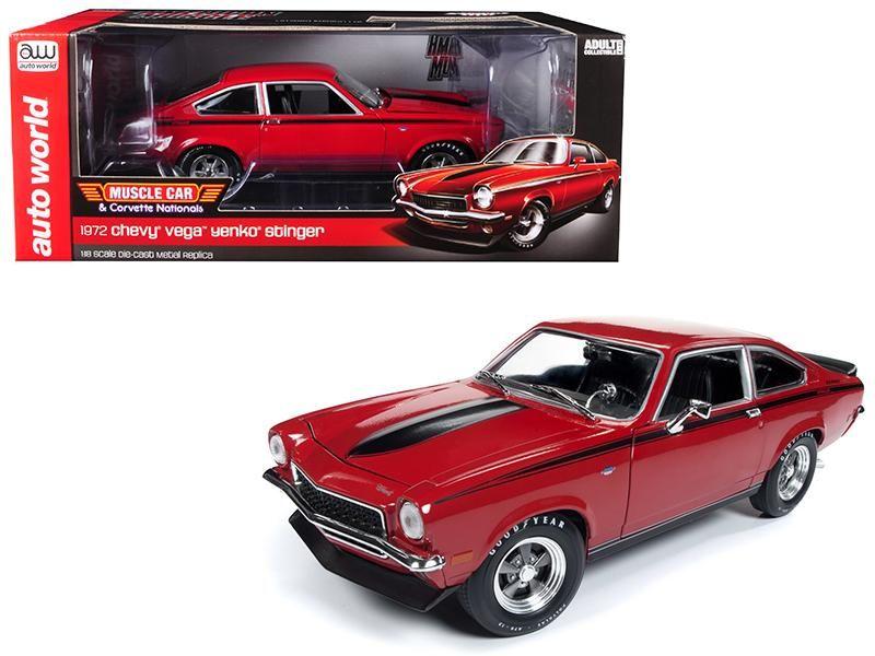 1972 Chevrolet Vega Yenko Stinger Mcacn Muscle Car And Corvette