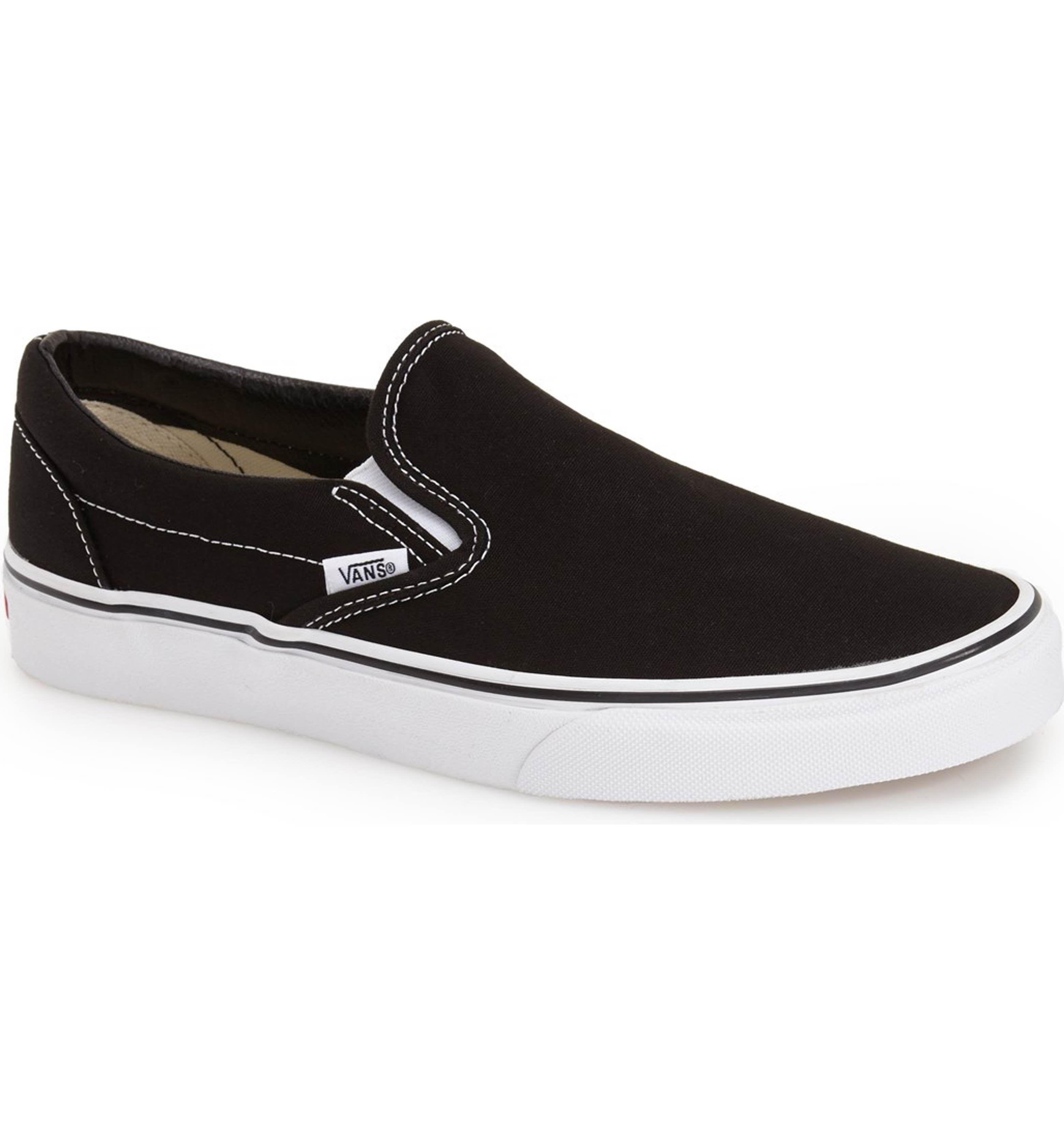 Main Image - Vans Classic Slip-On (Men) | Vans slip on, Vans ...