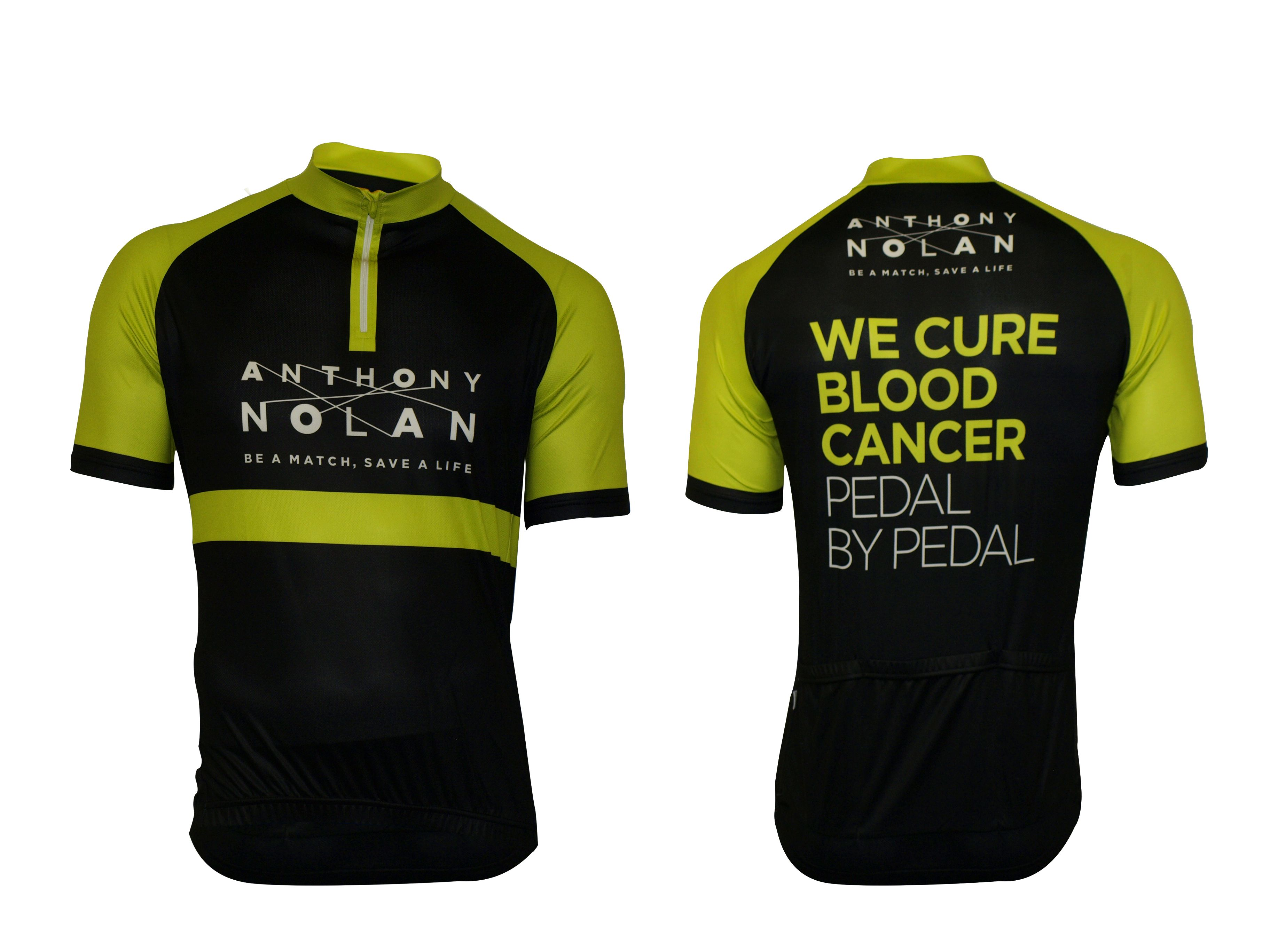 Anthony Nolan charity cycling jersey  a594acbc8