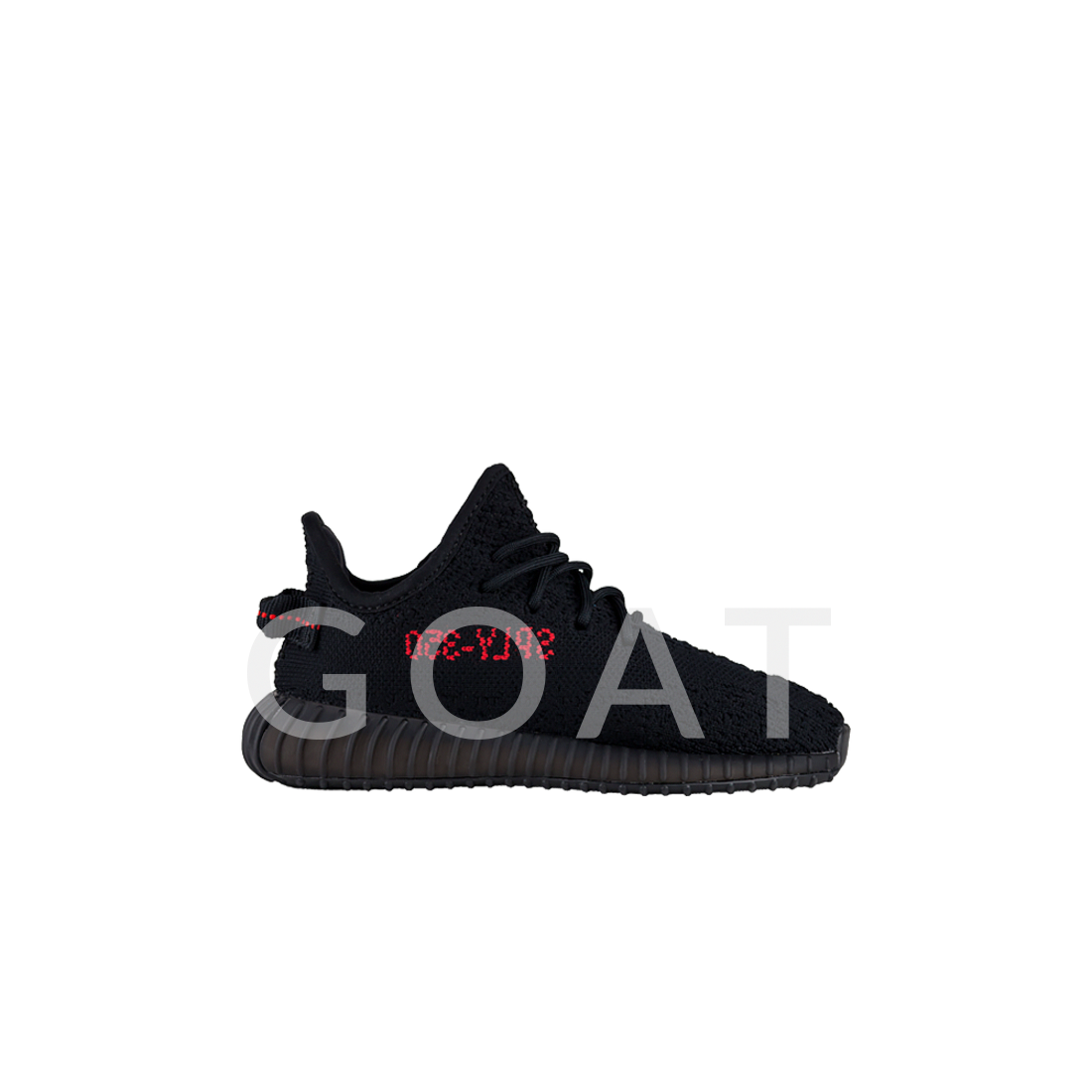 timeless design 3ca2c af2e7 Yeezy Boost 350 V2 Infant Bred - Adidas - BB6372 - core black core black