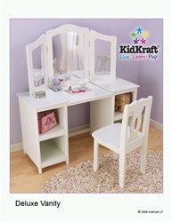 Dress Up Time Kids Vanity Bedroom Vanity Bathroom Furniture Vanity