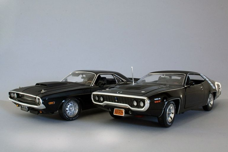Dodge Charger  Plymouth Roadrunner  the young the old