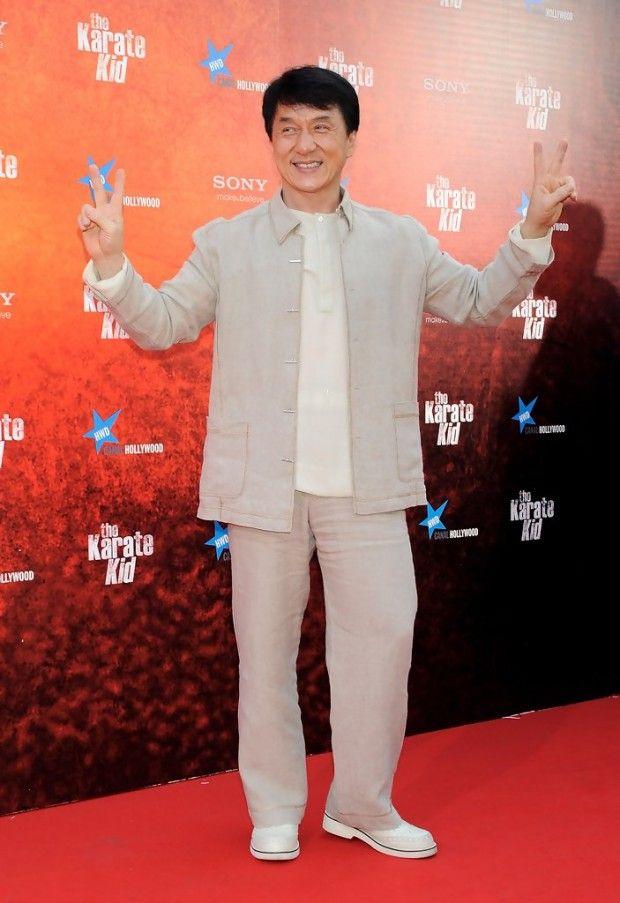 Jackie Chan Height, Weight, Biceps Size, Body Measurements | Jackie chan,  Kids karate, Jackie