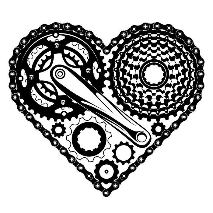 Pixerstick na Wszystko Części rowerowe serca 365 dni na zwrot ✓ Miliony wzorów ✓ 100% ekologiczny druk ✓ Profesjonalna obsługa i doradztwo ✓ Skonfiguruj online!