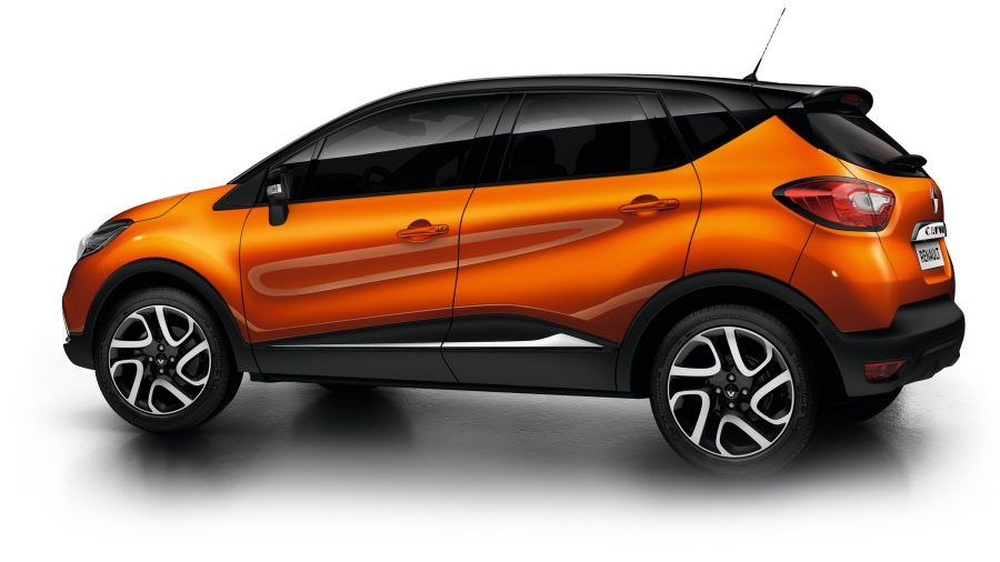 Renault Captur Suv Car Car Vehicles