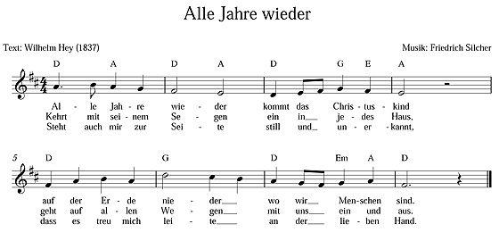 Alte Weihnachtslieder Deutsch.Online Ratgeber Zu Kindererziehung Von Baby Bis Teenie Lieder Und