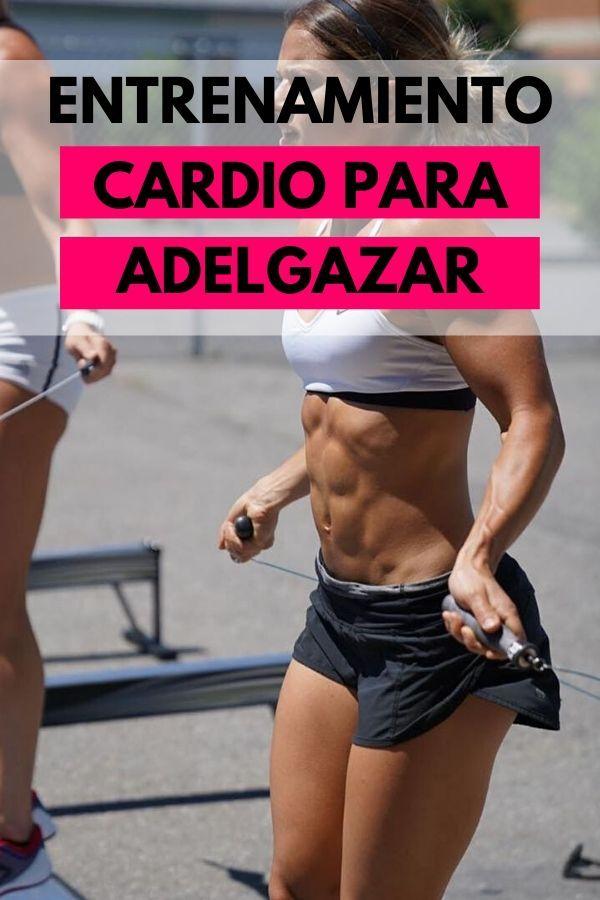 Ejercicios cardiovasculares en 7 minutos para ADELGAZAR RÁPIDO [cardio intenso]