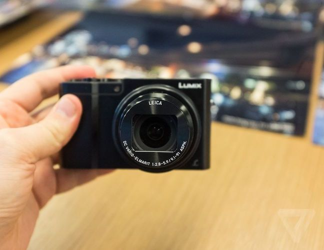 Lumix ZS100 http://thegadgetflow.com/portfolio/lumix-zs100-4k-digital-camera-with-20-mp-sensor-from-panasonic/ Super powerful 4K #DigitalCamera With 20 MP Sensor from #Panasonic!
