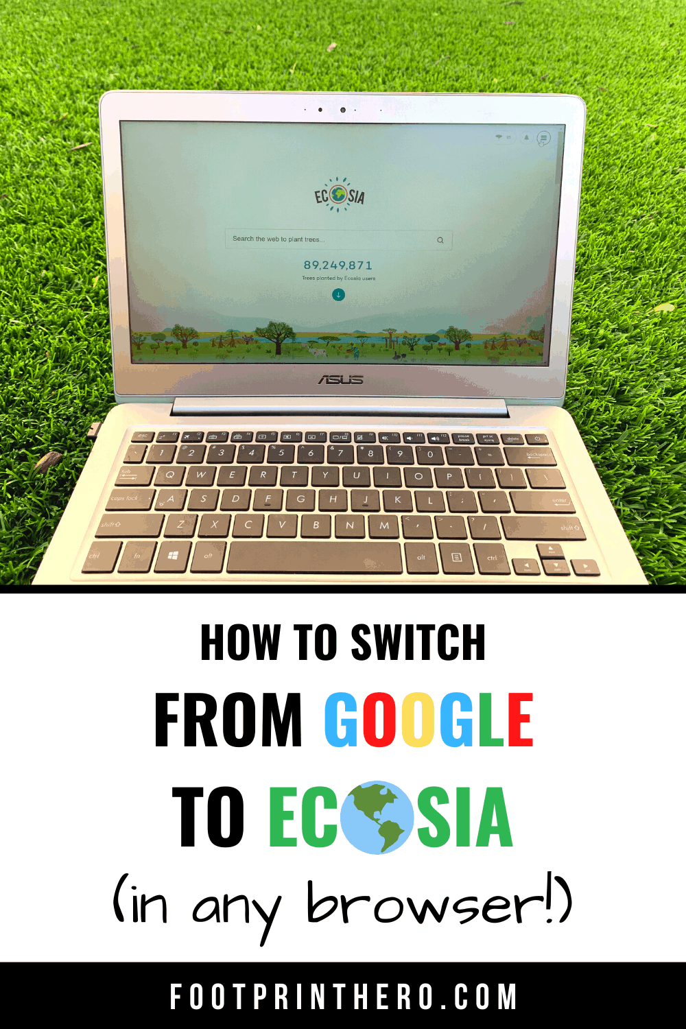 How to Make Ecosia Your Default Search Engine in 2020