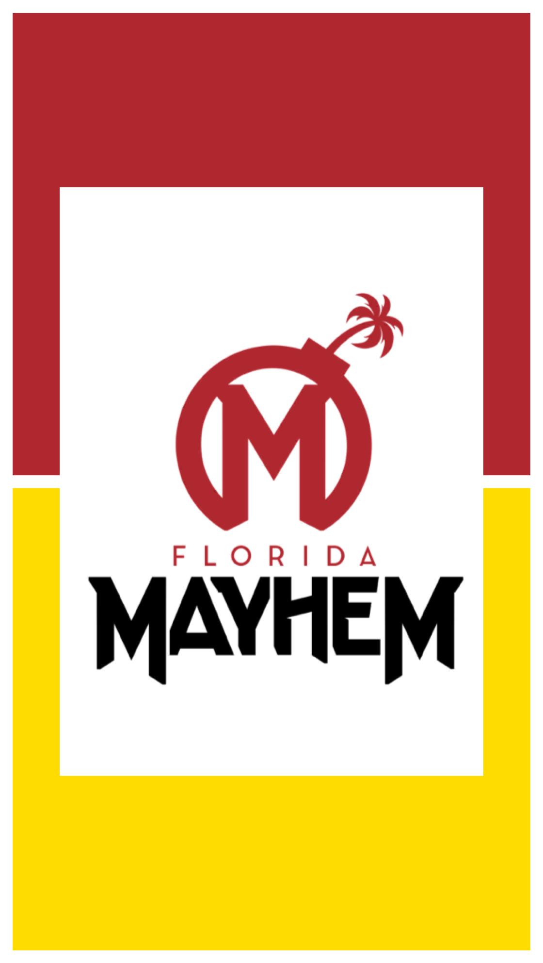 Florida Mayhem Overwatch Florida Mayhem