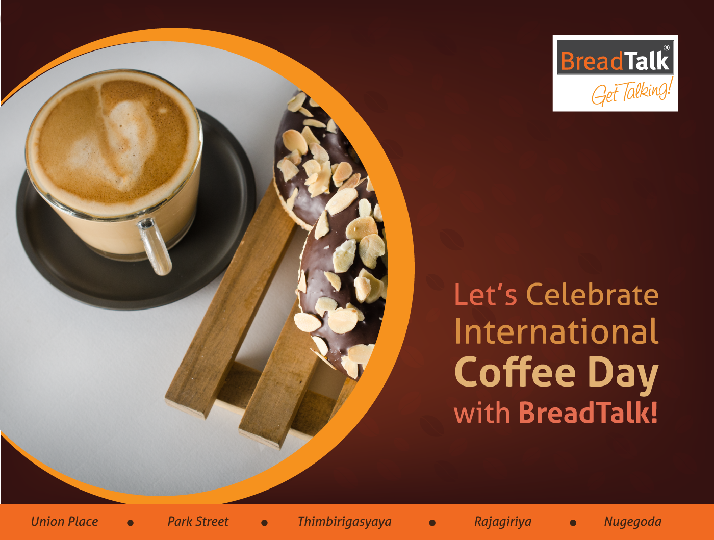 Good Morning and Happy Coffee day! ) breadtalkSL Coffee