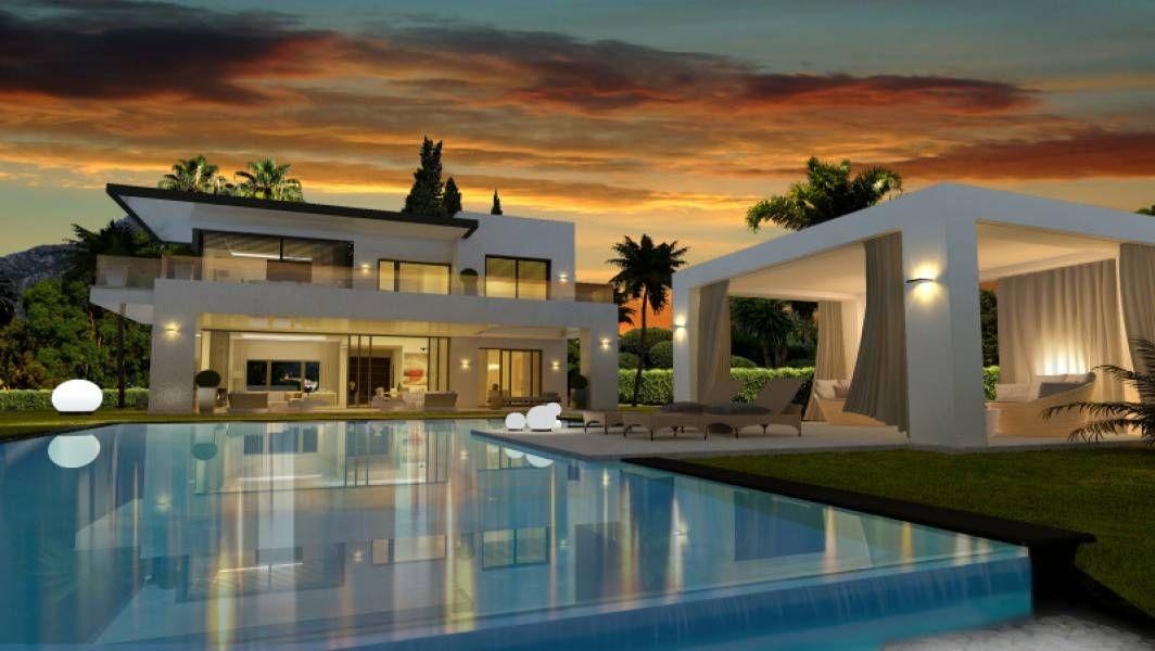 Coldwell banker casa de lujo en venta en marbella lomas de marbella club mediterranean - Casa de lujo en marbella ...