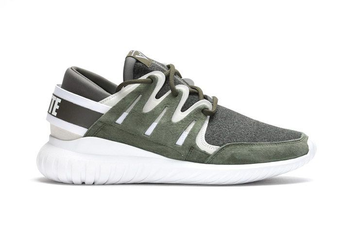 The adidas Originals Tubular Nova Gets a White Mountaineering Makeover: adi  and White Mountaineering add one more footwear silhouette to their  Fall/Winter ...