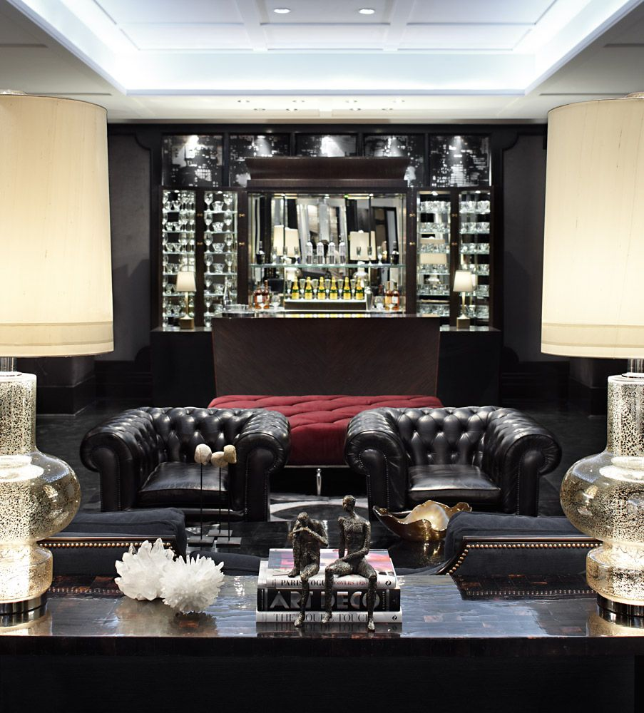 Lux Interior Design Toronto: Bisha Hotel & Residences, Toronto. Interior Design By