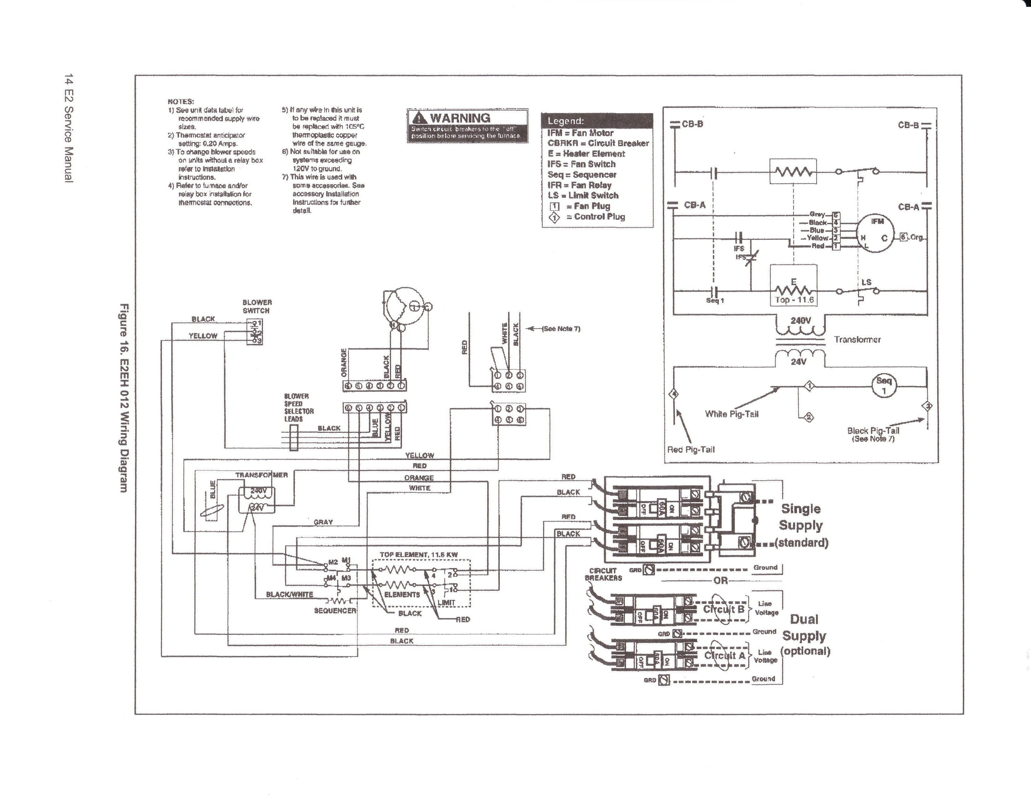 Mobile Home Nordyne Furnace Wiring Diagram Coleman Gas