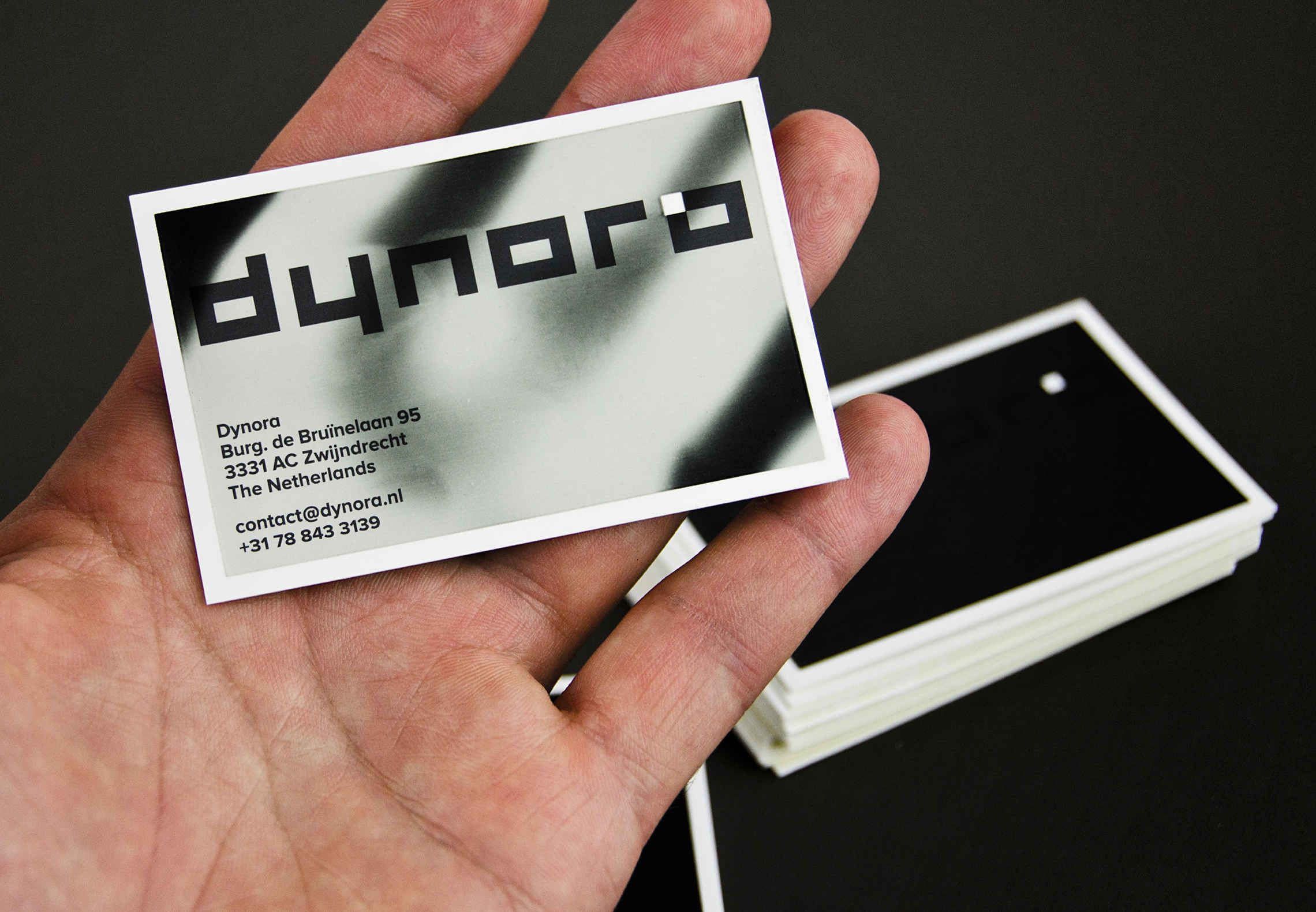 Dynora thermal ink business card taken by storm brand dynora thermal ink business card taken by storm reheart Choice Image